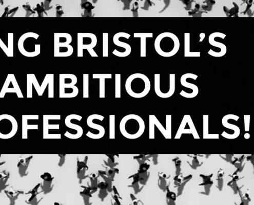 SEEKING BRISTOL'S MOST AMBITIOUS PR PROFESSIONALS!