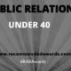 RAR AWARD NOMINATION PR