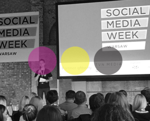 Social Media Week speaker in Warsaw