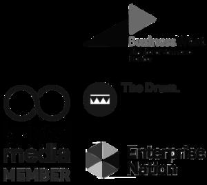 Membership logos Ambitious PR