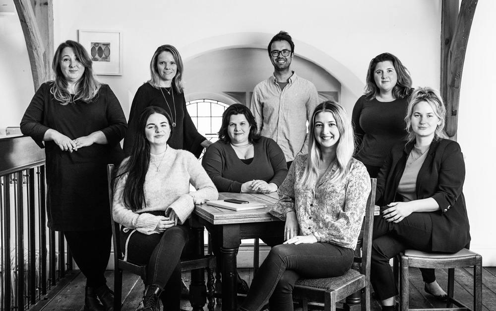 Ambitious PR Bristol team