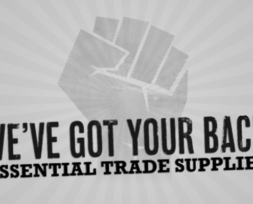 Bradfords Building Supplies lets industry know 'We've got your back'