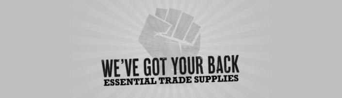 Bradfords Building Supplies lets industry know 'We've got your back'