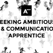 Job alert - PR & Comms assistant