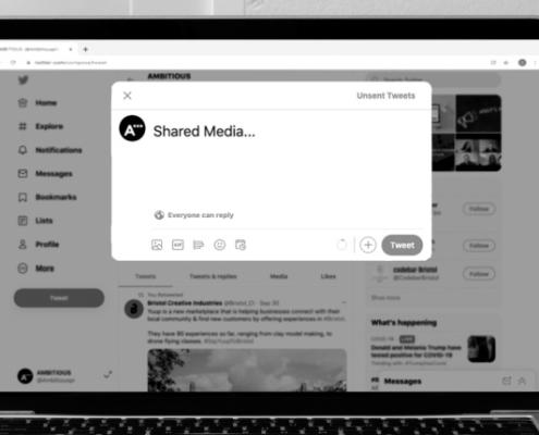 shared media