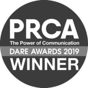PRCA winner 2019 - AMBITIOUS