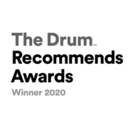 The Drum 2020 winner - AMBITIOUS PR