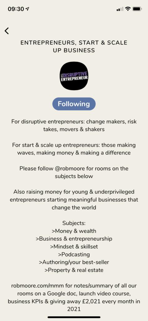 Entrepreneurs, Start & Scale Up Business